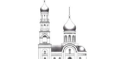 В Великих Луках завершаются основные работы по строительству храма в честь преподобного…