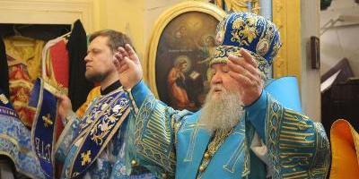 В день Покрова Пресвятой Богородицы епископ Великолукский и Невельский Сергий совершил…
